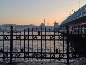 Istambul - o início do fim / @gracianomatheus
