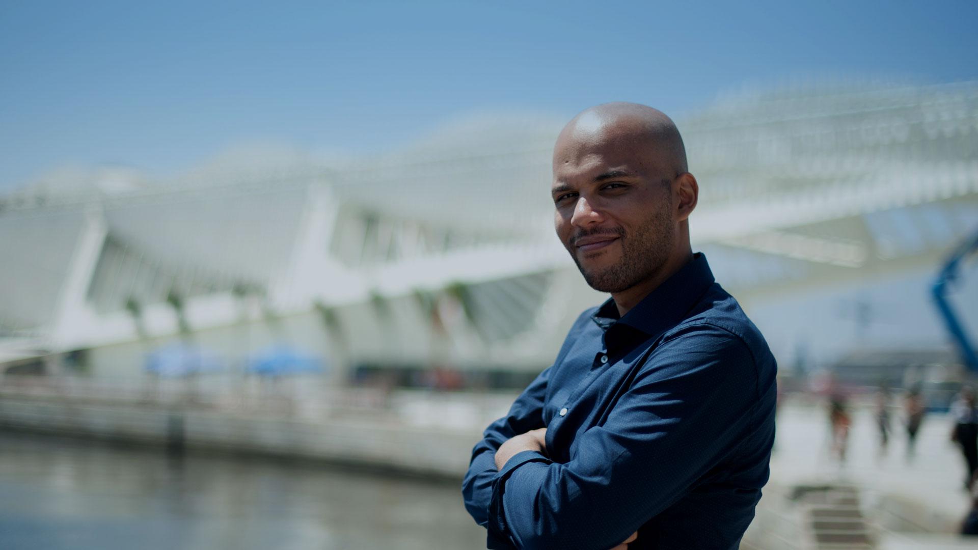Matheus Graciano consultor em design e marketing para pequenos e médios negócios