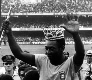 Rei Pelé?