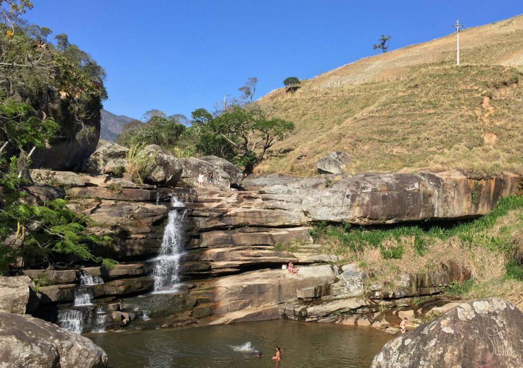 Cachoeira dos Frades, Teresópolis no Rio de Janeiro